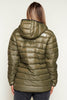 The North Face Unisex Olive Responsible Down Jacket