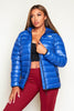 The North Face Unisex Royal Blue Responsible Down Jacket