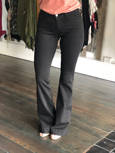 Black Fitted Trousers