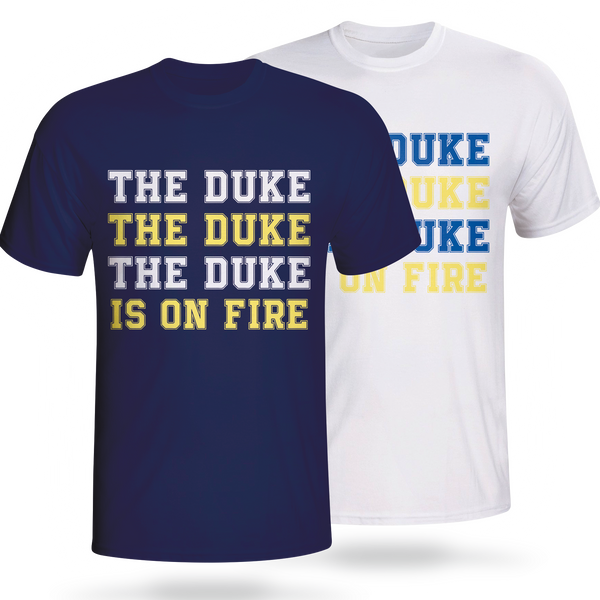 The Duke is on Fire T-shirt up to 5XL!