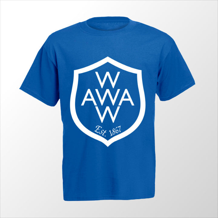 Men's Blue WAWAW T-shirt