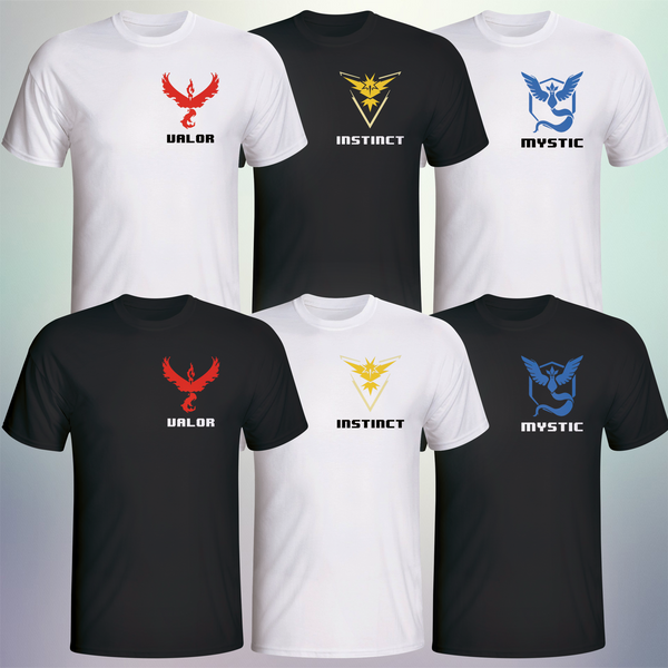 Pokémon GO Team T-shirt