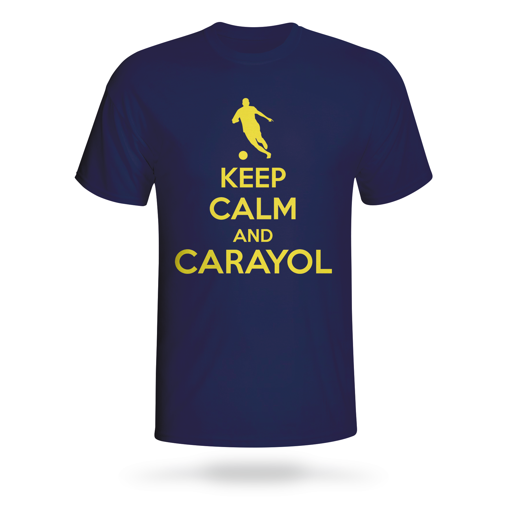 Keep Calm and Carayol T-shirt up to 5XL!
