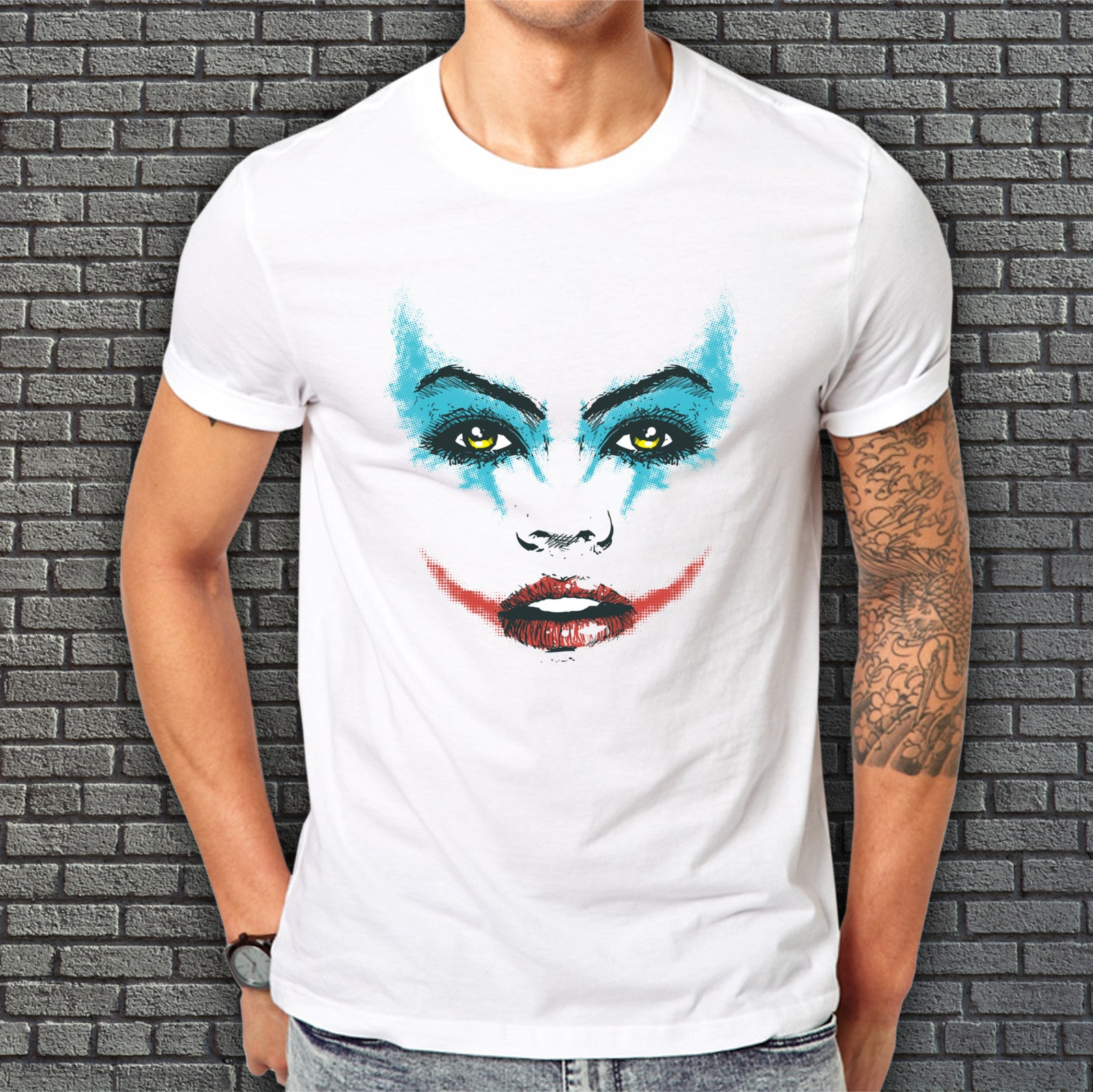 Men's Joker Girl T-shirt