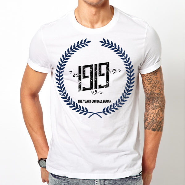 Men's football 1919 T shirt