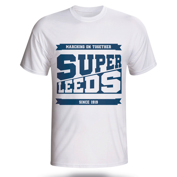 Super Leeds T-shirt