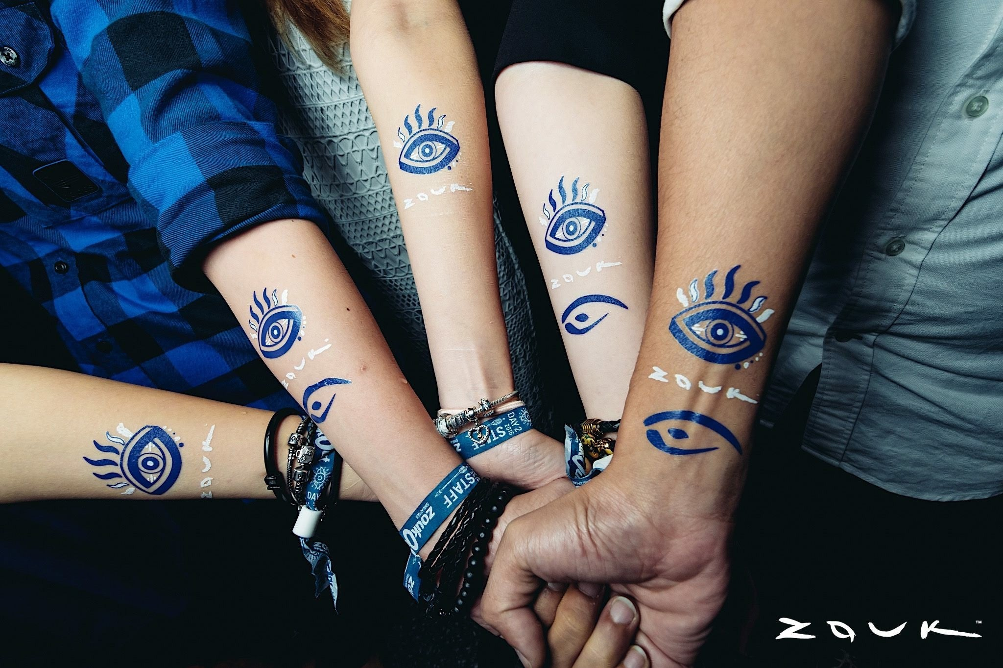 Zouk opening Customise Tattoos x Marchbaby Collective