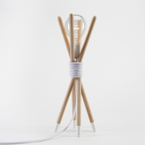 Nuus's Lamp by Denoe Design