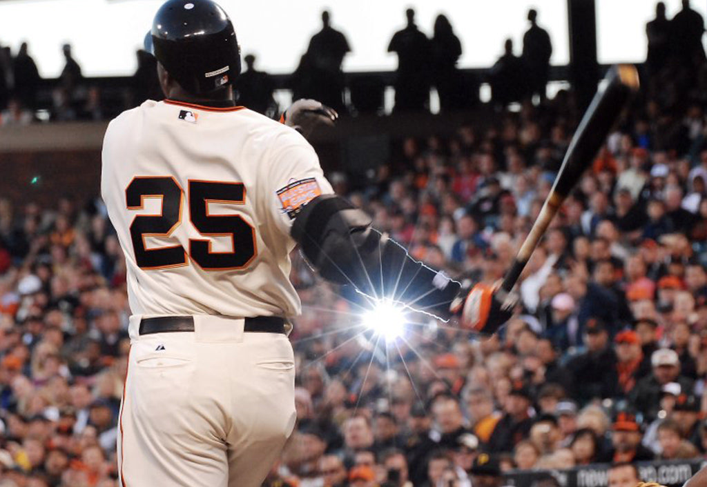 50 greatest bat flips of all time | Barry Bonds