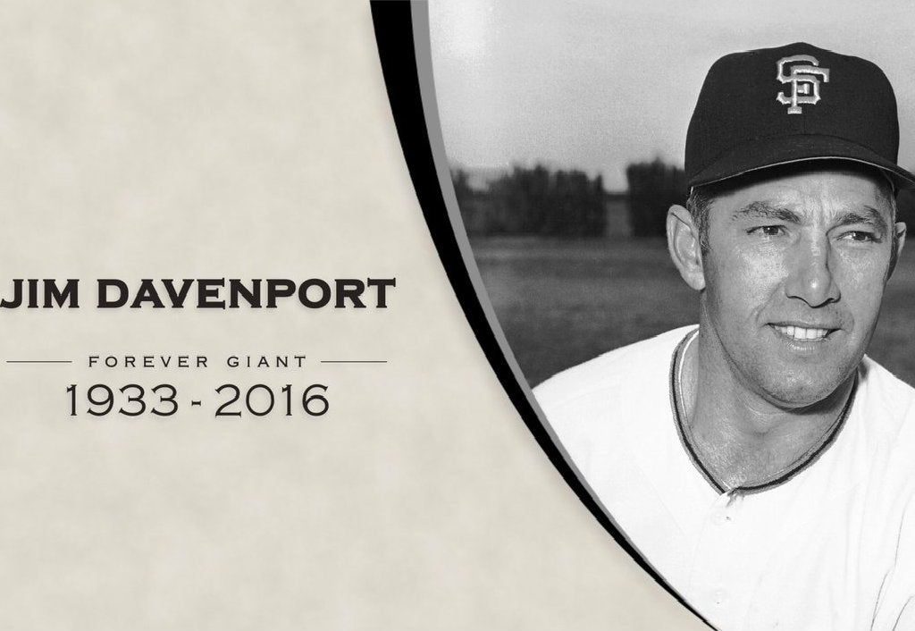 Remembering Jimmy Davenport | Barry Bonds