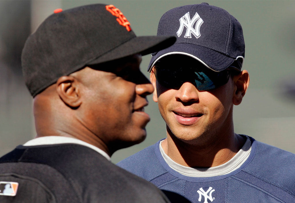 Yankees' Alex Rodriguez talks chasing Babe Ruth, Barry Bonds | Barry Bonds