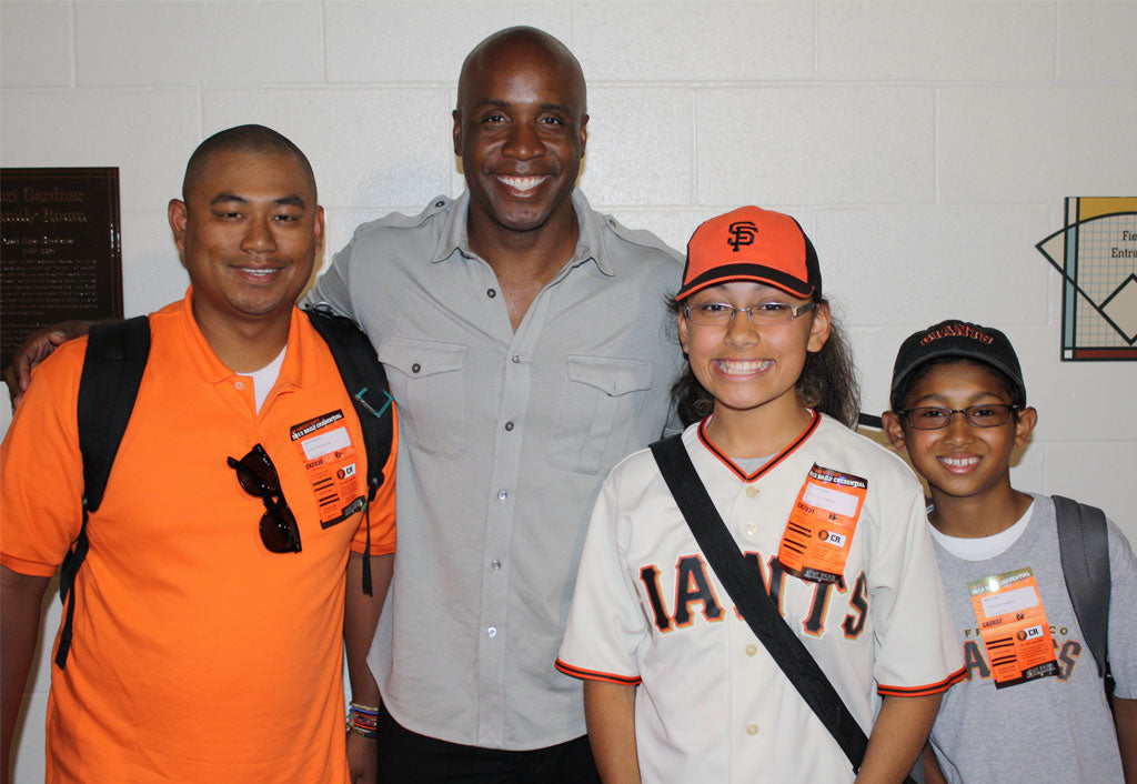 Barry Bonds Donates Giants Tickets to SF Peninsula Nonprofits | Barry Bonds