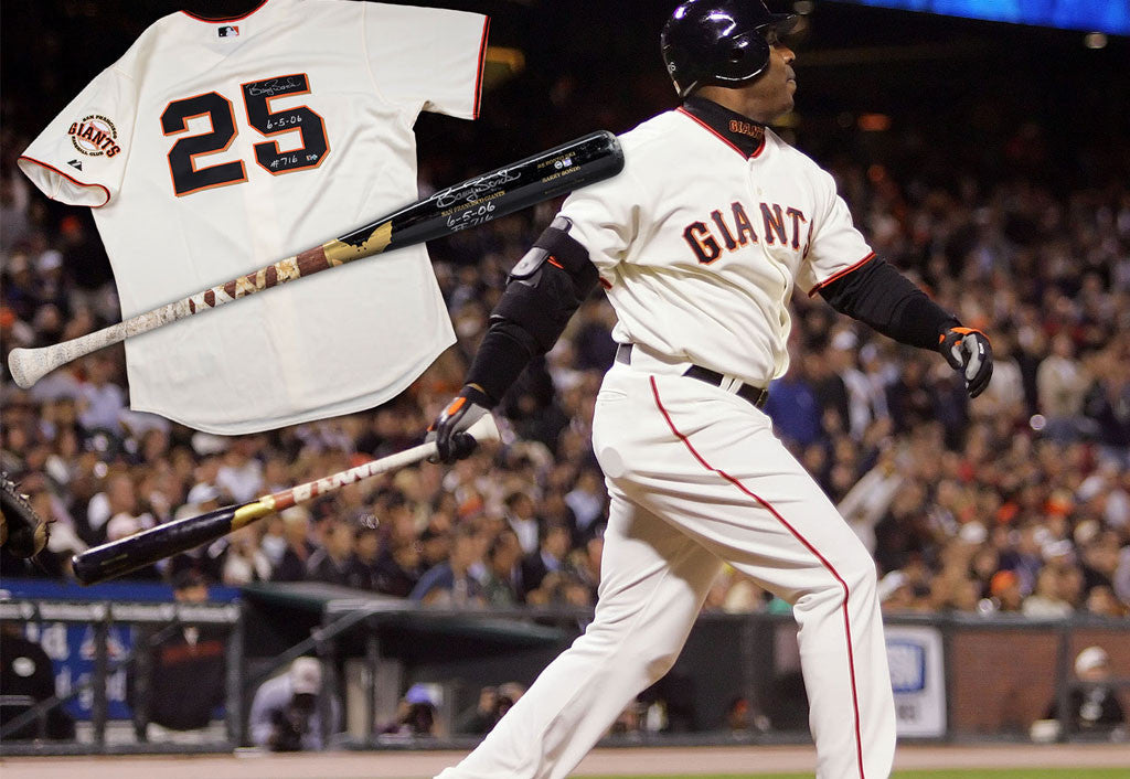 Barry Bonds Spring Auction | Barry Bonds