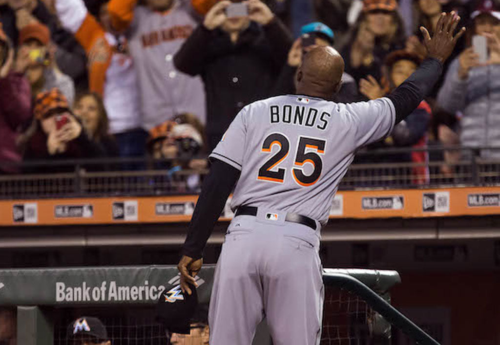 Barry Bonds gets warm welcome in return to San Francisco | Barry Bonds