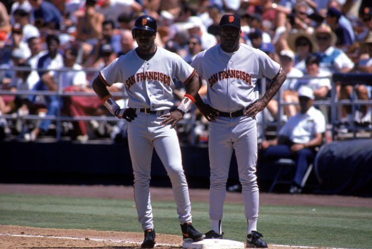 This Barry Bonds/Bobby Bonds fun fact will blow your mind | Barry Bonds
