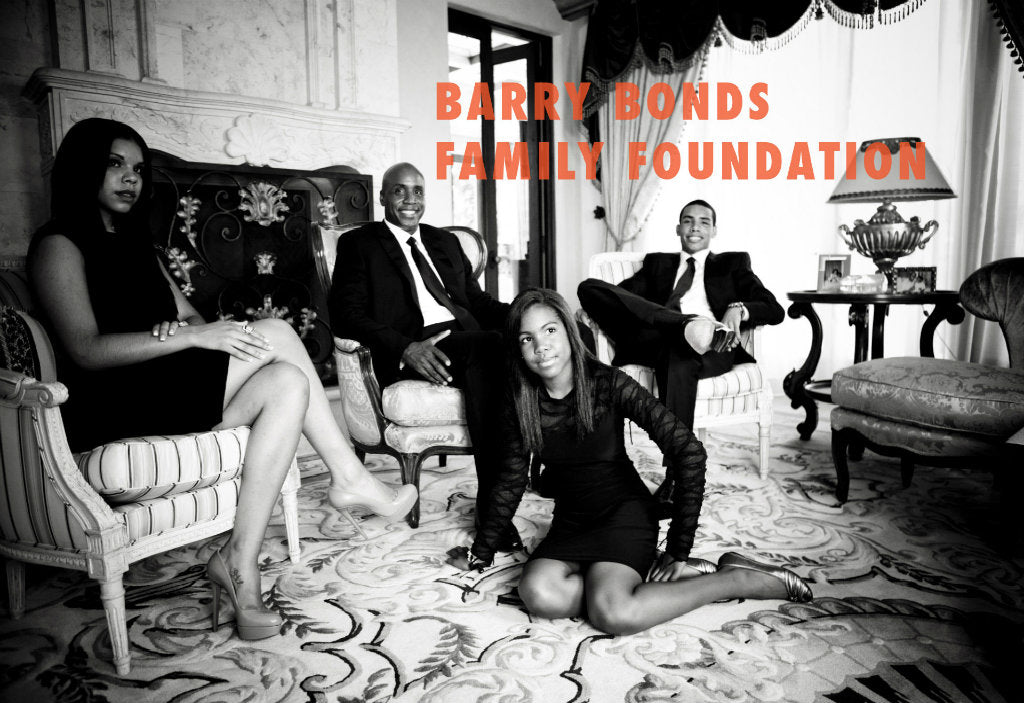 Barry Bonds Family Foundation 2015 Grantees | Barry Bonds