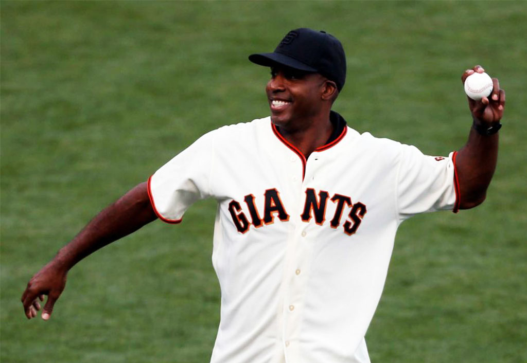 Barry Bonds to help run kids baseball camp | Barry Bonds