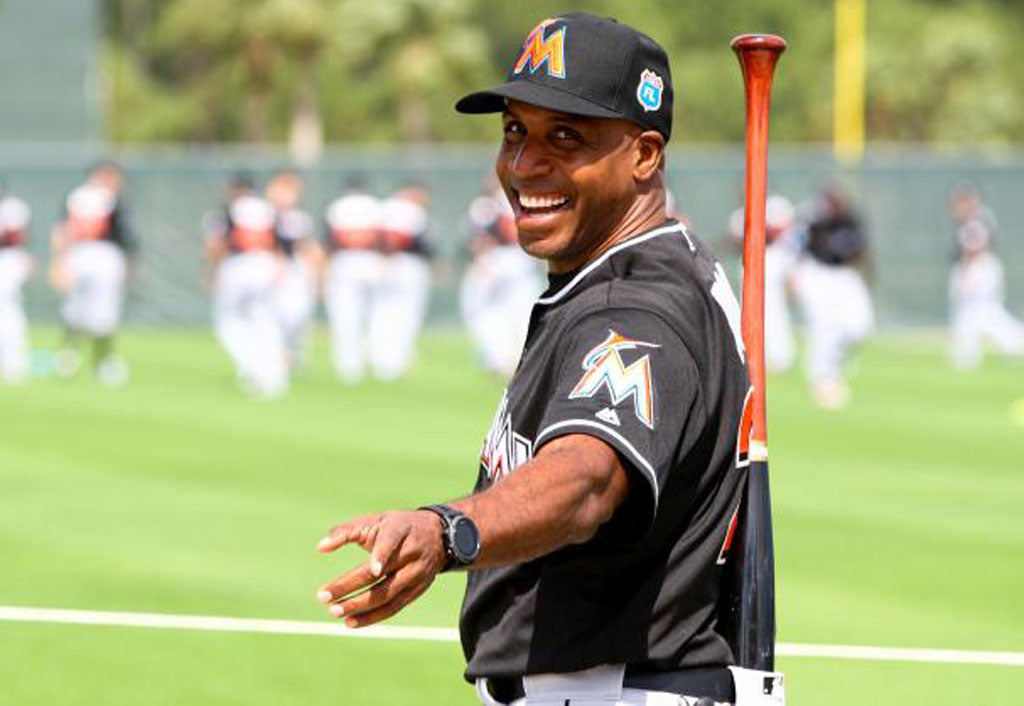 Barry Bonds Reportedly Beats Giancarlo Stanton, Marlins in HR Derby at Camp | Barry Bonds