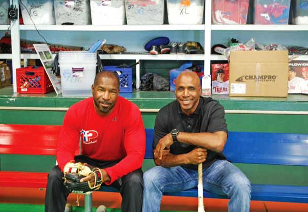 Home run king Bonds comes to Marin | Barry Bonds