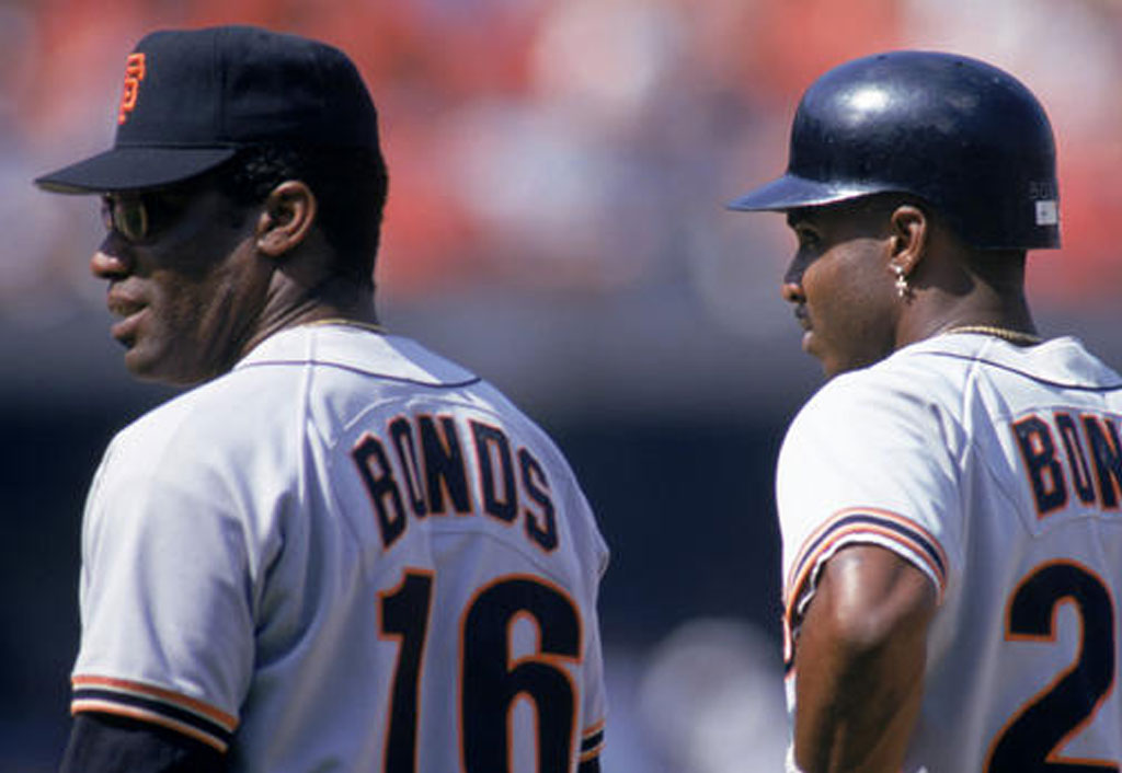 Bobby and Barry Bonds top list of best father-son combinations in baseball | Barry Bonds
