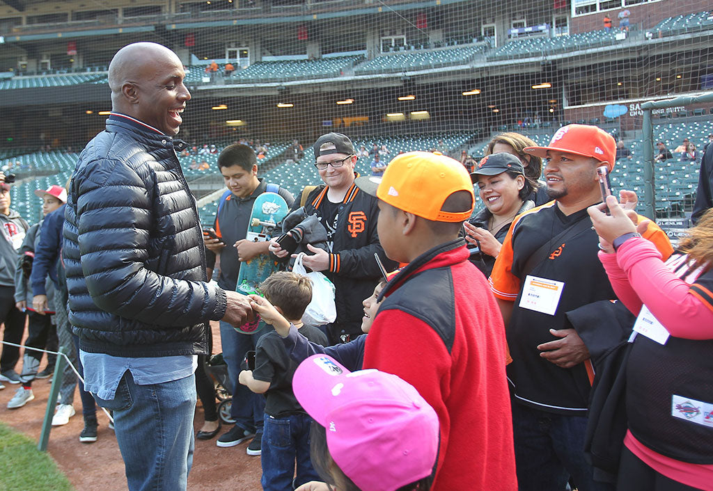 Wender Weis Foundation Partnership | Barry Bonds