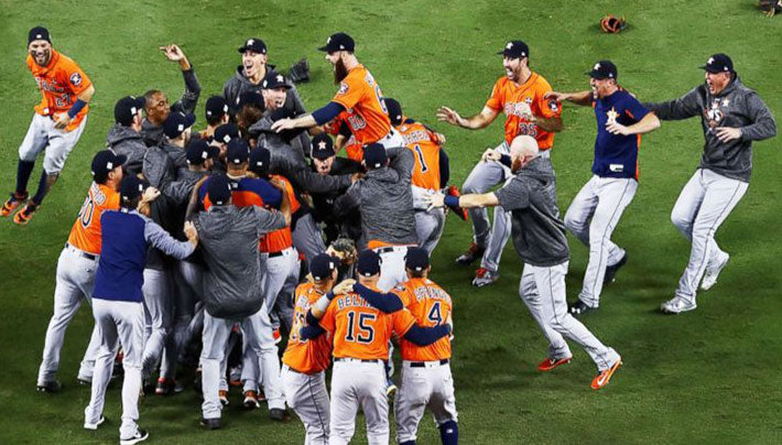 Astros, Dodgers Complete Record-Setting World Series | Barry Bonds