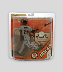 Bonds Hand Signed McFarlane All Star Game Figurine - Signed | Barry Bonds