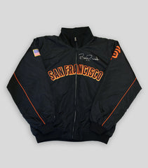 San Francisco Giants Zippered Jacket | Barry Bonds