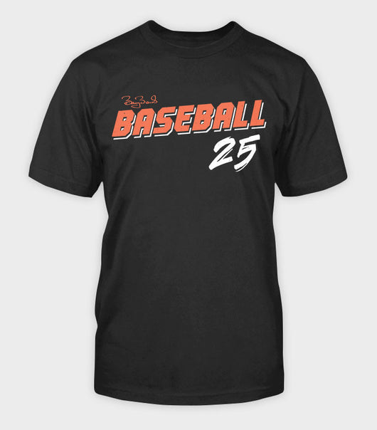 Barry Bonds Gear | Bonds Baseball T-Shirt