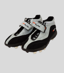 Game Used FILA Cleats- 2003 Season (10.05.03) | Barry Bonds