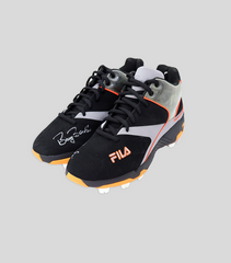 Game Used FILA Cleats - 2005 Season | Barry Bonds