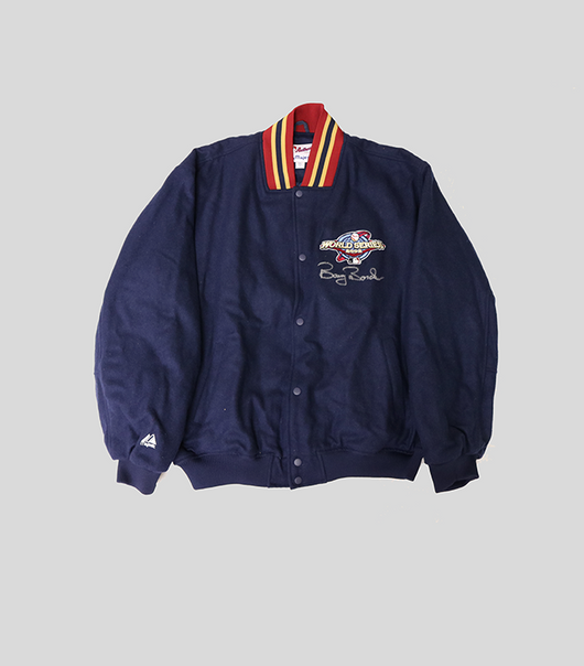 2002 World Series Jacket