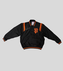SF Giants Logo Jacket | Barry Bonds