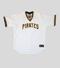BB25 Pirates Home Jerseys | Barry Bonds