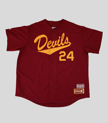 Bonds Signed ASU Replica Jersey | Barry Bonds