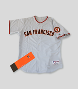 SF Giants Bonds SF Giants Home Jersey