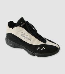Game Used FILA Cleats | Barry Bonds