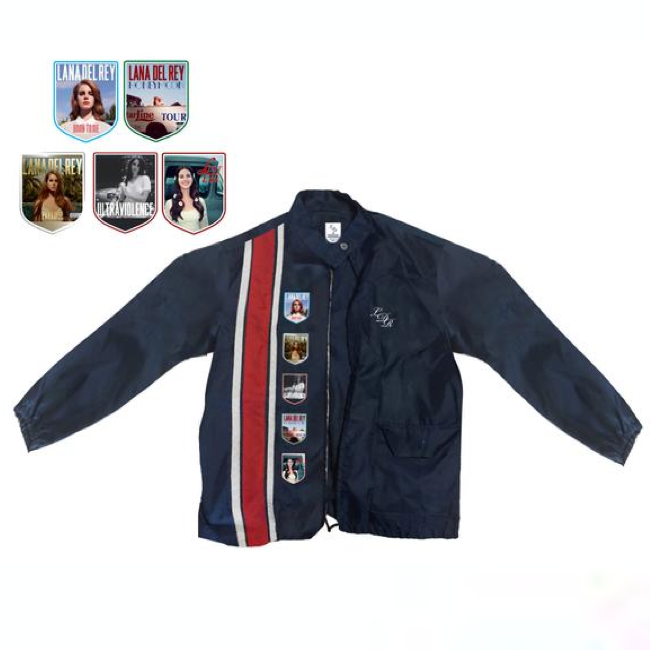 LDR Racing Stripe Jacket