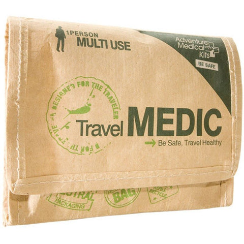 Adventure Medical Kits Travel Medic First-Aid Kit - 0130-0417
