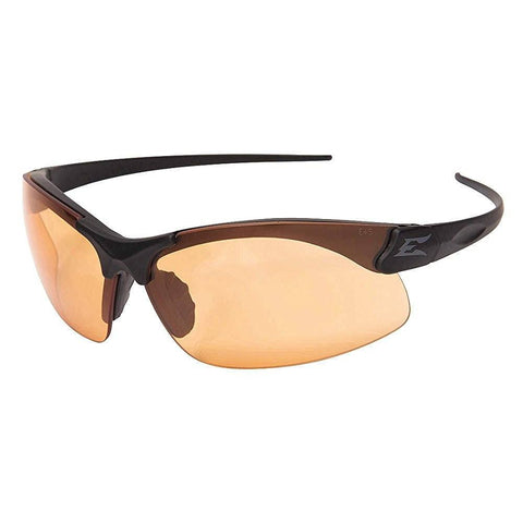 Edge Eyewear Sharp Edge Tiger Eye Safety Sun Glasses Vapor Shield