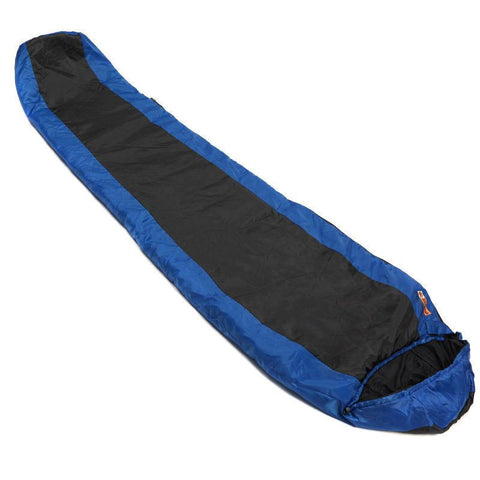 Snugpak Travelpak 2 Sleeping Bag Blue/Black 36°F 92560