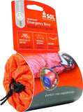 Survive Outdoors Longer Emergency Bivvy Orange 0140-1138