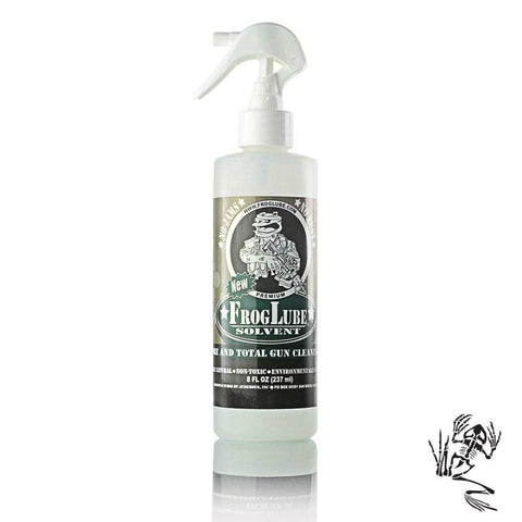 FrogLube Solvent 8 oz Bottle Firearm Cleaner Weapons Care FL-14976