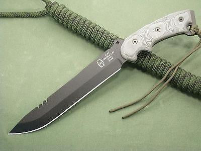 TOPS Anaconda Hunters Point Survival Knife AN9HP