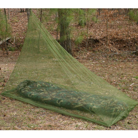 Snugpak Backpacker Mosquito Net Shelter Olive 61580