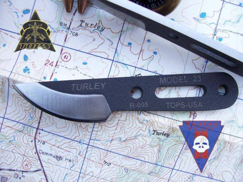 TOPS Turley 23 Survival Knife Kit TURL-23