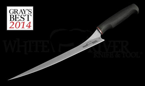 "White River Knife & Tool 11"" Step-up Fillet Knife"