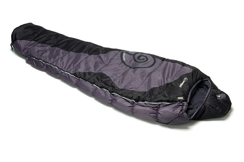 Snugpak Chrysalis 4 Sleeping Bag, Slate Grey
