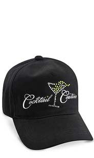Cocktail Couture Cap