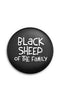 Black Sheep of the Family Button